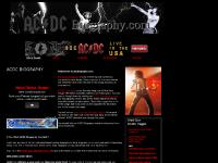 acdcbiography.com The ACDC Biography, ACDC's Biography, ACDC Discography page