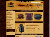 Soft Leather Accessories-, Waistpacks, Backpacks, Briefcases