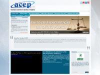 ACEP - ASSOCIAÇÃO CEARENSE DE ESTUDOS E PESQUISAS - A ACEP, entidade sem fins