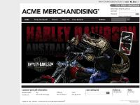 acmecorp.com.au acme merchandise, ACME merchandise, Harley Davidson