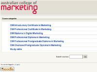 Australian College of Marketing