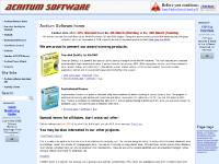Acritum Software home • Acritum Software