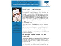 acsmc.org.uk Finding your First Credit Card, A Helping Hand, David Burnell Financial Services