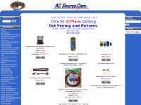 AC Source - Automotive Air Conditioning, AC Parts Tools Equipment Kits - Store Offline