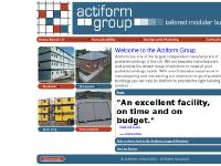 Healthcare Modular Buildings - Actiform