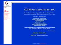 Acumenic Associates, LLC - Home Page