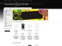 Adamantium Store e-commerce
