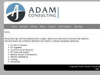 Adamj Consulting - Professionals At Work