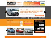 Cairns Used Cars For Sale — Adams Motor Group — Cairns Australia