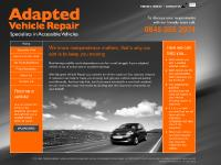 Adapted Vehicle Repair are Accessible Vehicle Specialists