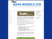 Home - Adfa Models The Home For Large Scale Model Aircraft, and the manufacturing