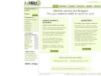 adhitz.com advertising, marketing, make money blogging