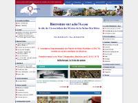 adm76.com Accueil, Présentation, Les dirigeants