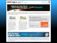 adminder.com Web traffic, ad tracking, get traffic