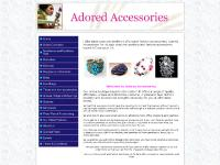 adoredaccessories.co.uk Bridal Collection, Necklaces and Necklace Sets, Brooches