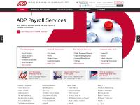 Tax and Compliance, HR Services, Benefits Administration, Time and Attendance