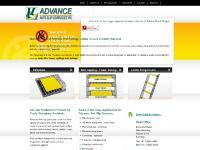 Stair Nosing | Anti Slip Stair Treads | Anti Slip Mats | Advance Anti-slip Surfaces Melbourne Australia