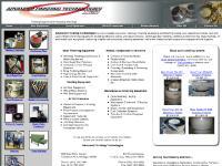 advancedfinish.com Vibratory Finishing Equipment, deburring, rotofinish