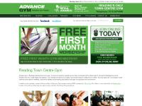 Advance Gym Reading Town Centre – Join Online! First Month Just £15