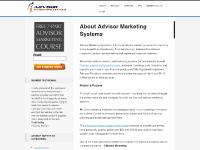 Advisor Marketing Systems