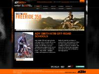 Welcome to Ady Smith Off-Road Schools - The only Official UK KTM Off-Road School