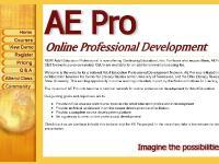 AE Pro - Online Professional Development