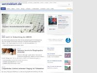 Deutsches Ärzteblatt: Homepage