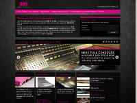 Neve/SSL Consoles, Cards and Vintage Outboard Equipment from AES Pro Audio
