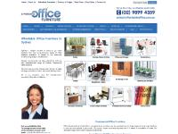 Office Furniture Sydney, Office Chairs & Computer Desks | Affordable Office