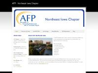 AFP - Northeast Iowa Chapter - Home