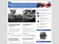 American Foreign Policy | Princeton Student Editorials on Global Politics