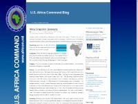 U.S. Africa Command Blog