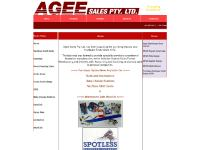 ageesales.com.au agee sales, drain cleaning equitment, Spotless