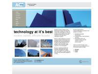 AGF Aluminium & Glass facades