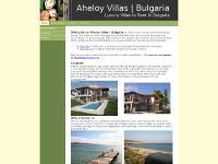 aheloyvillasbulgaria.co.uk luxury private villa bulgaria, villas nessebar, villa sunny beach bulgaria