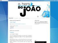 A HORA DO JOÃO