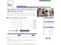 Student Accommodation in Bournemouth, Student housing in Bournemouth