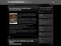 Aion Spiritmaster Guide