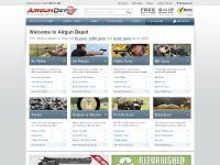 AirGun Depot - Air rifles - Air soft guns - BB guns - Pellet guns - Pellet rifles - Air pistols