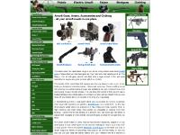 Airsoft Sniper Rifles, Super 9, Airsoft Rifles, Spring Handguns