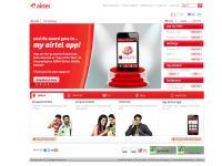 airtel.in airtel, prepaid, postpaid