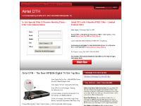 Airtel DTH : Airtel Digital TV Plans, Prices & Dealers