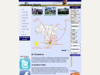 Air Zimbabwe - Cheap Flights | Cheap Deals | Bookings - Air Zimbabwe Flights