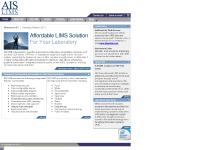 AIS LIMS | Laboratory Information Management System from Analytical Information Systems