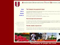 Amsterdam International Travel Service - The Company for people who travel