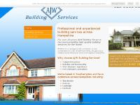 ajwbuildingservices-hampshire.co.uk building services,builders, bathroom tiling