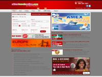 flight tickets, cheap airline tickets at Akbar Travels of India