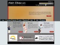 Dr. Alain Elbaz, Orthopaedic Surgeon - Arthroscopic Surgery, Joint Replacement, Houston Texas