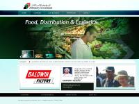 albwardy.com investment company, investment holding company UAE, Food Distribution & Logistics Services