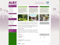 :: Alby Crafts and Gardens